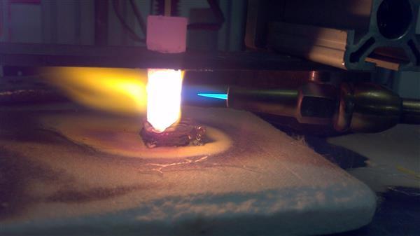 Glass Melting 3D