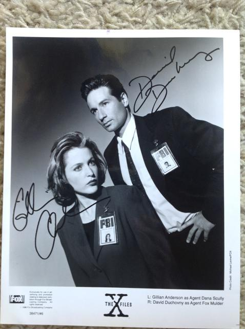Scully, Mulder
