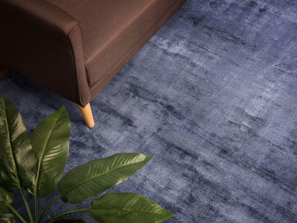 teppich gesi marineblau 140x200 cm ch