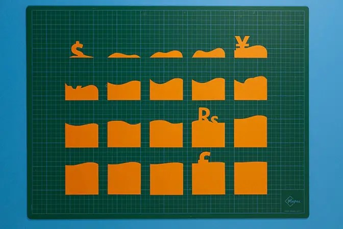 Stop motion animation elements