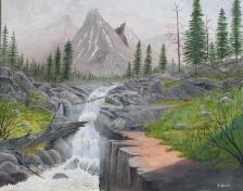 High Country 16x20 Canvas