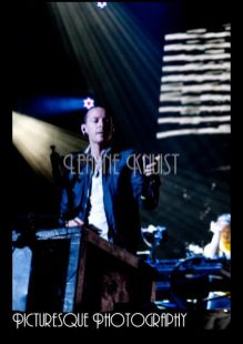 Linkin Park Living things tour 2012