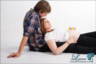 Alaister and Chantel maternity shoot