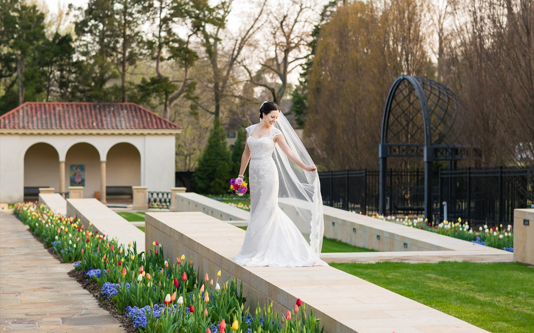 Lyndsey | Downtown Tulsa and Philbrook Museum of Art Bridal