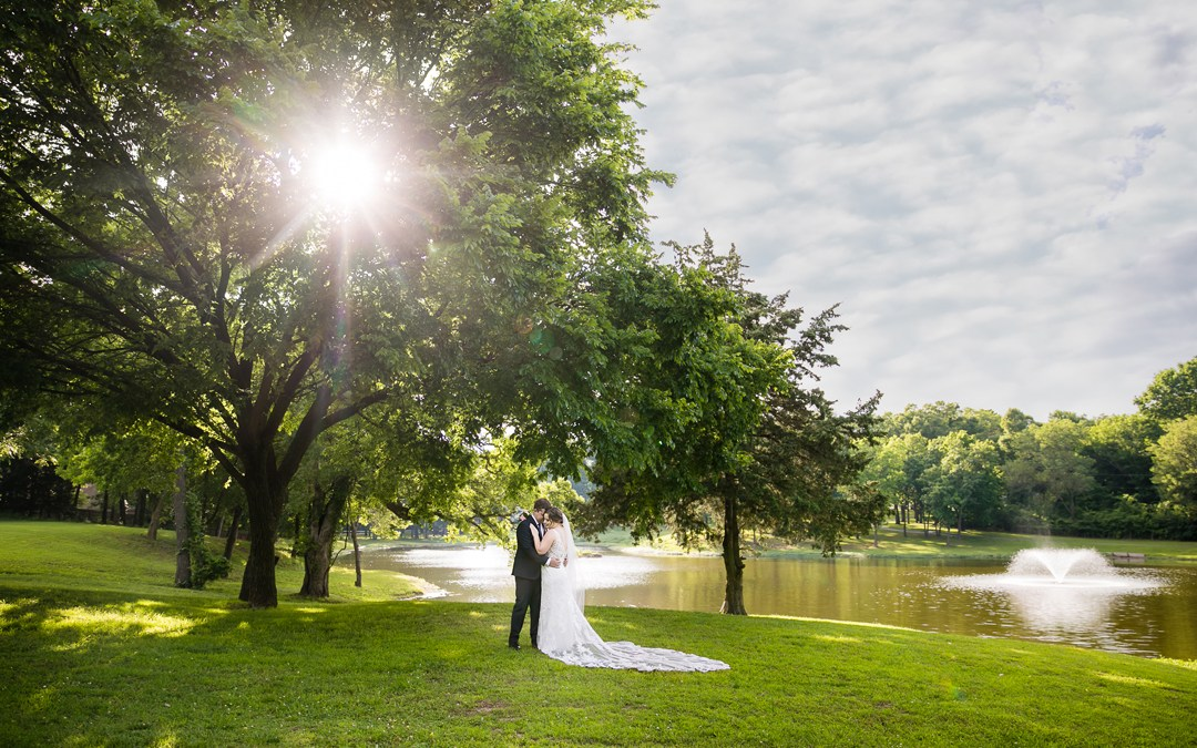 Anna + John | Spain Ranch Wedding Jenks, Oklahoma
