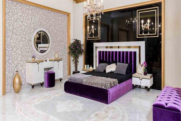 غرف نوم تركية احدث موبيليات تركية لغرف النوم عيون الرومانسية