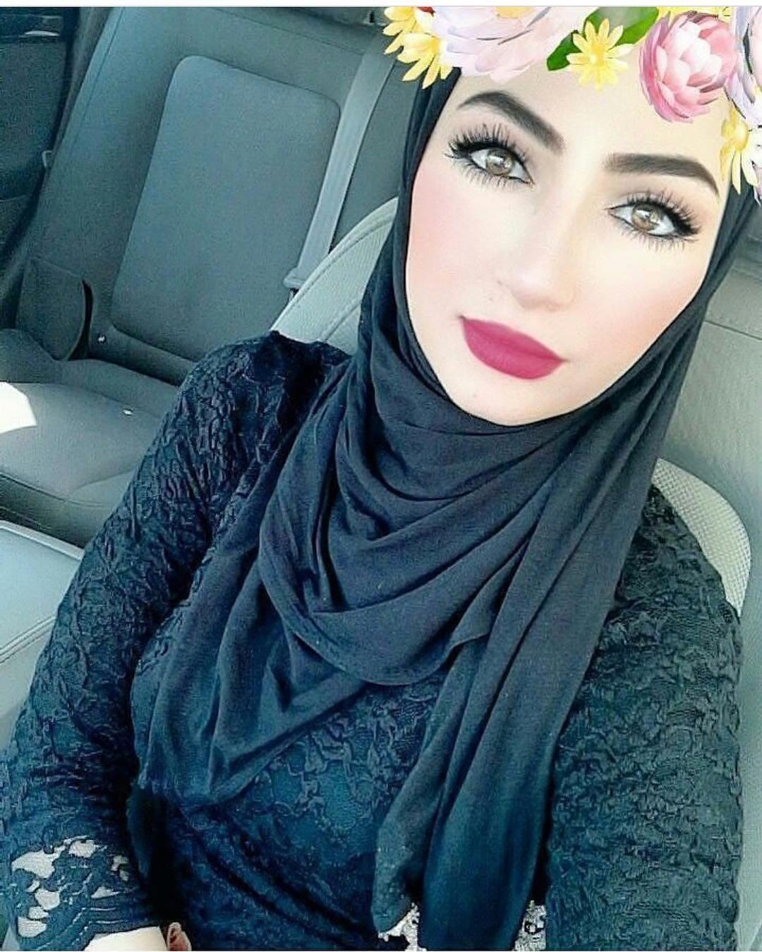 صور بنات محجبه جميله افضل صور للبنات بالحجاب 2019 عيون