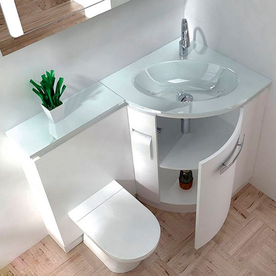ديكورات حمامات صغيرة جدا وبسيطة شاهد تصميمات تتميز