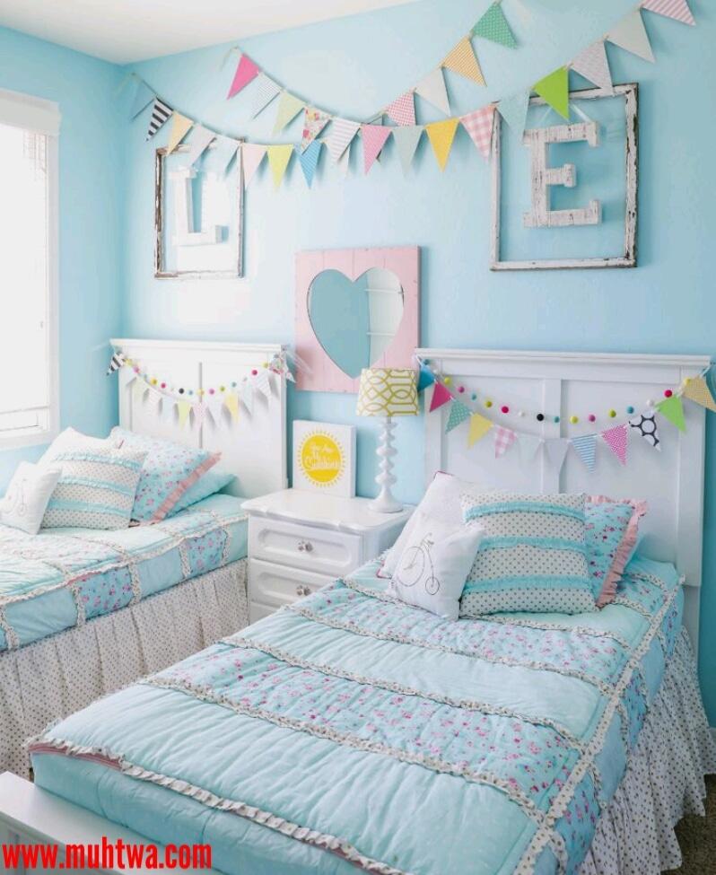 الوان غرف الاطفال صور اجمل الالوان الناعمه لغرفة نوم الطفل