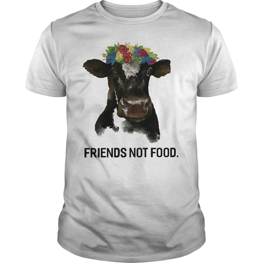 Friend not food shirt