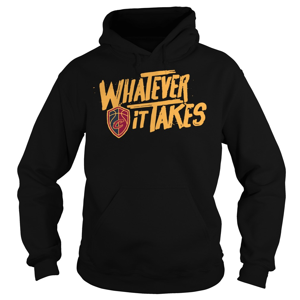 Cleveland Whatever it takes Hoodie