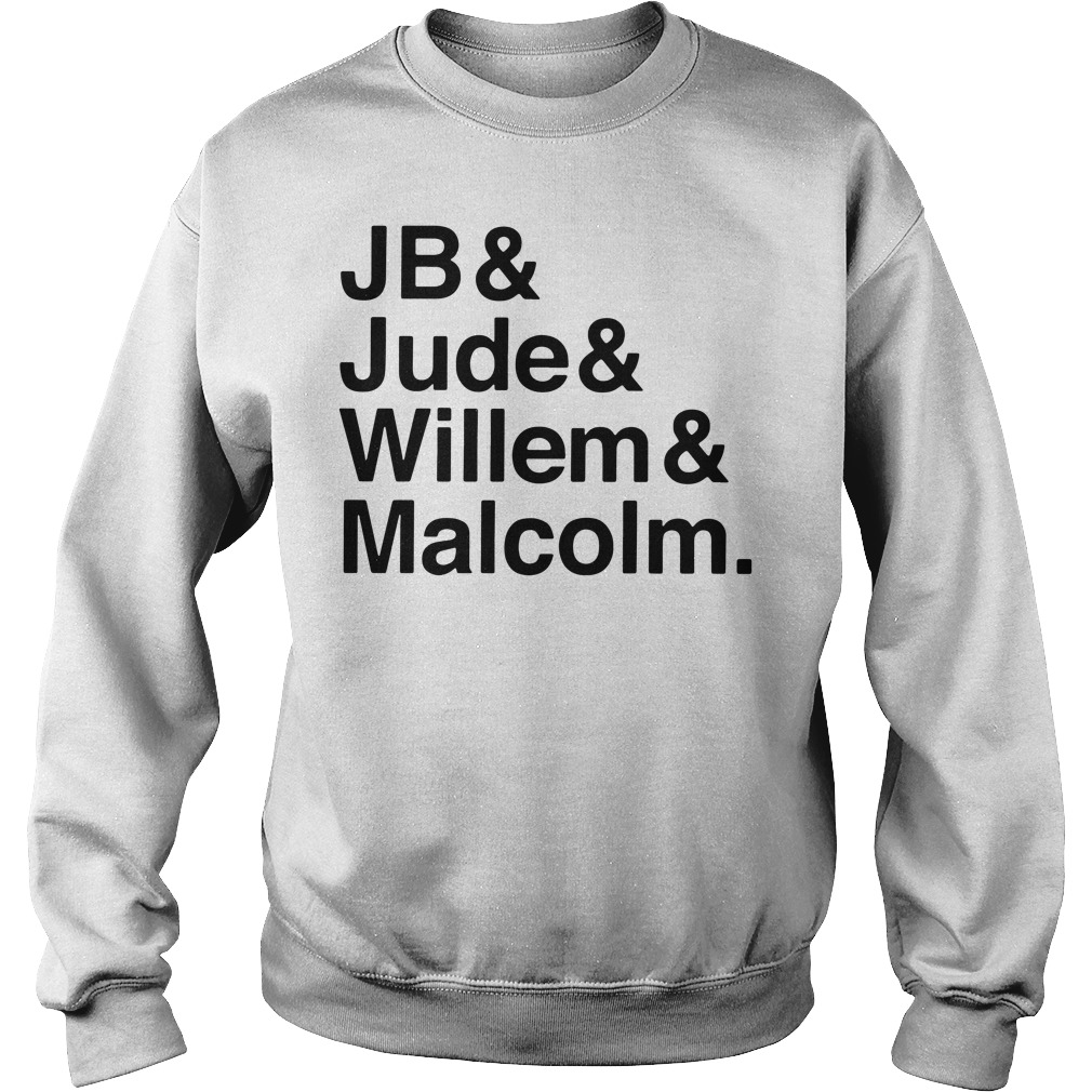 Jb Jude Willem Malcolm Queer Eye A little Life book Sweater