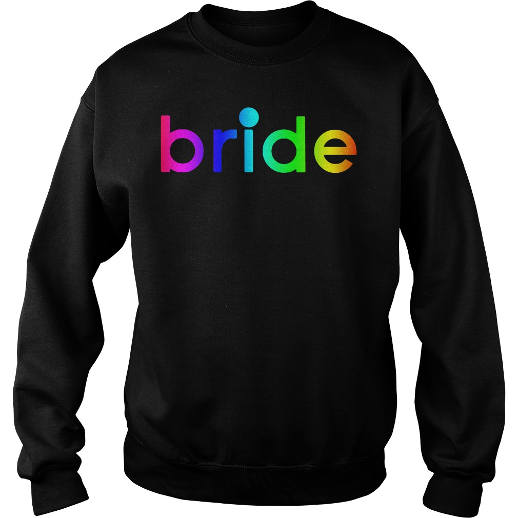 Kaley Cuoco bride LGBT shirt 1 Picturestees Clothing - T Shirt Printing on Demand