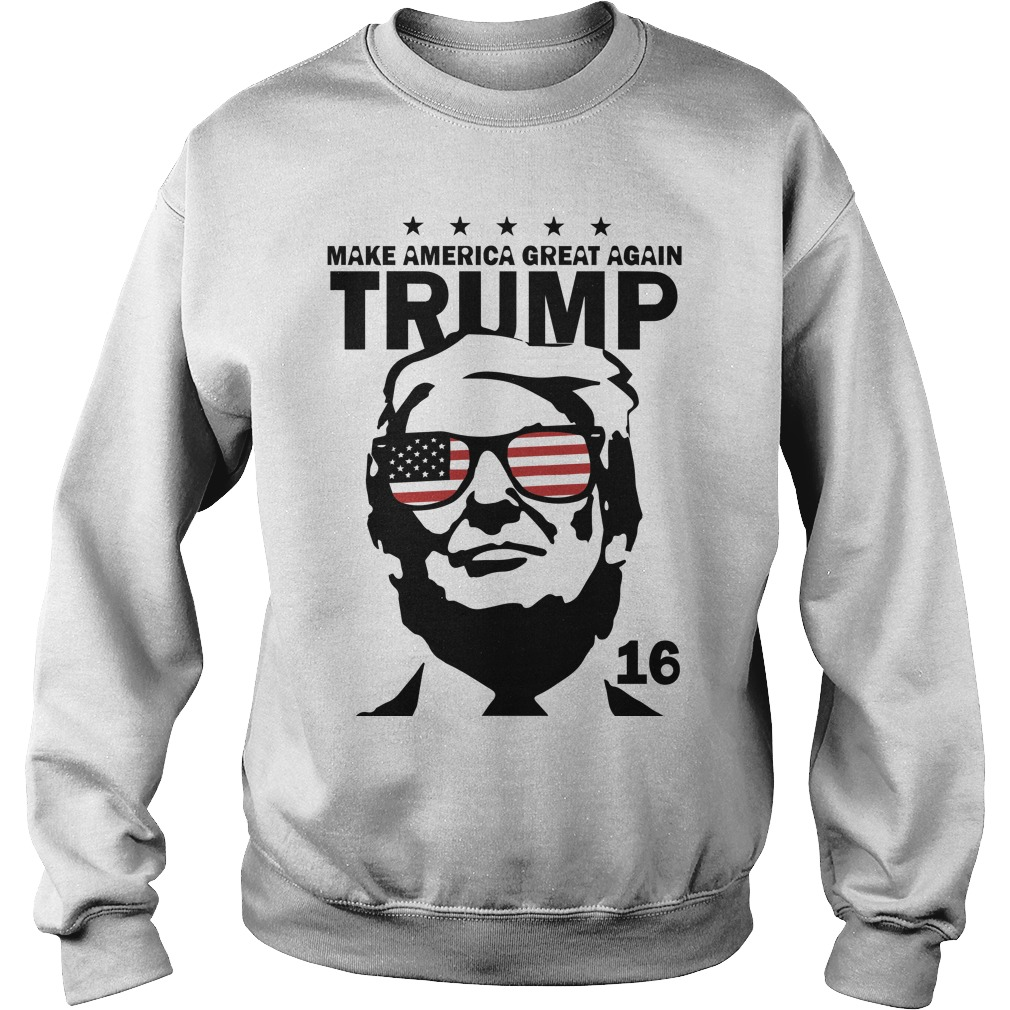 Make America great Sweater - Trump How to - Official 2018