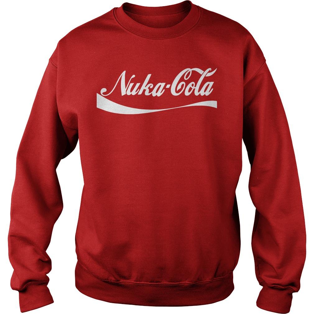 Nuka Cola parody choke Sweater