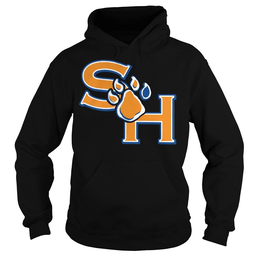 Sam Houston State University SHSU Fiji Hoodie