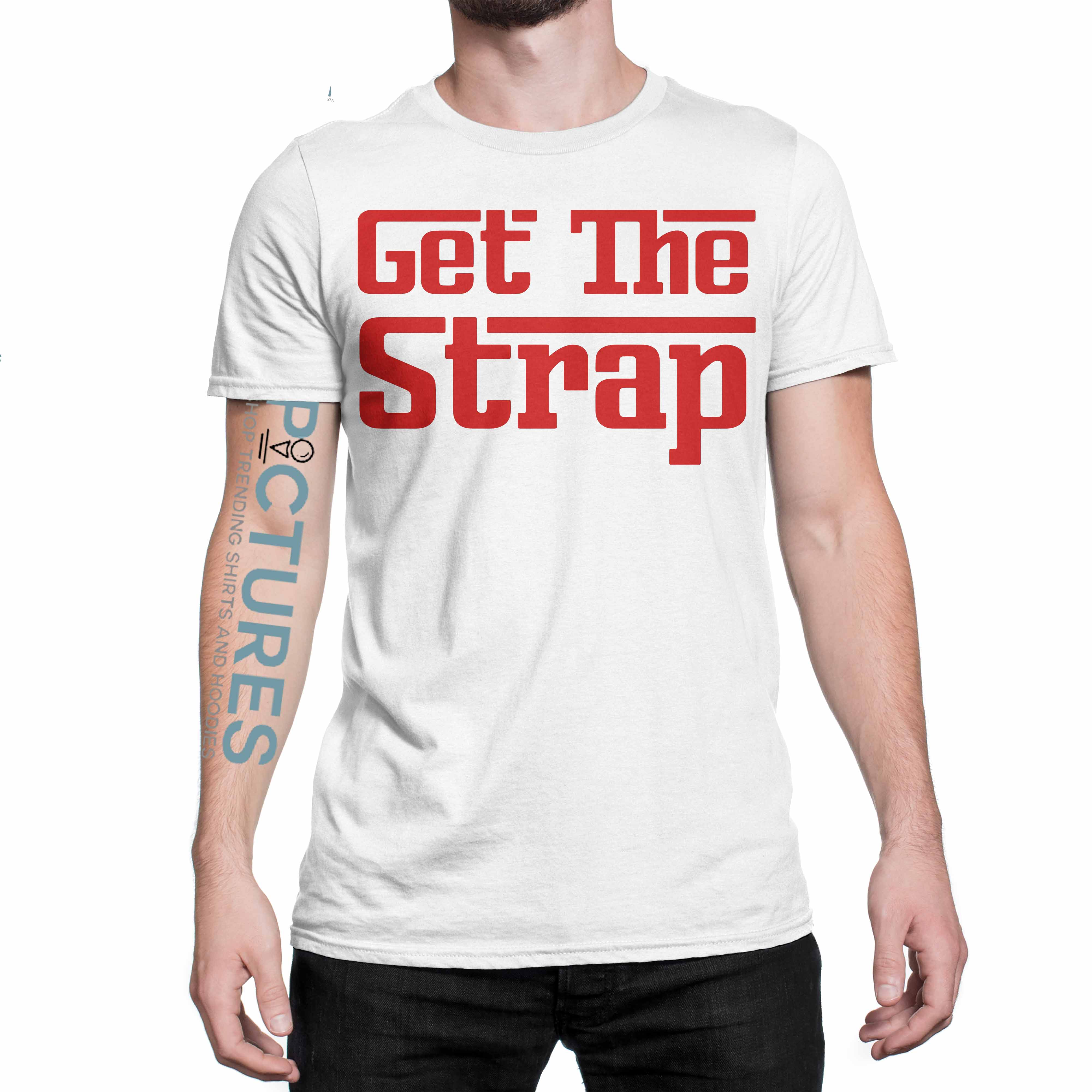 50 Cent Get The Strap shirt