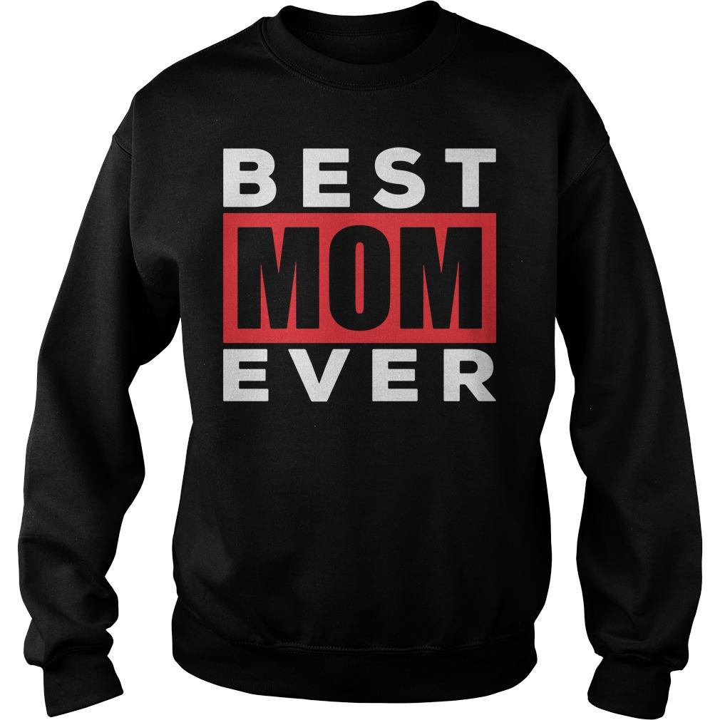 Best Mom Ever Sweater