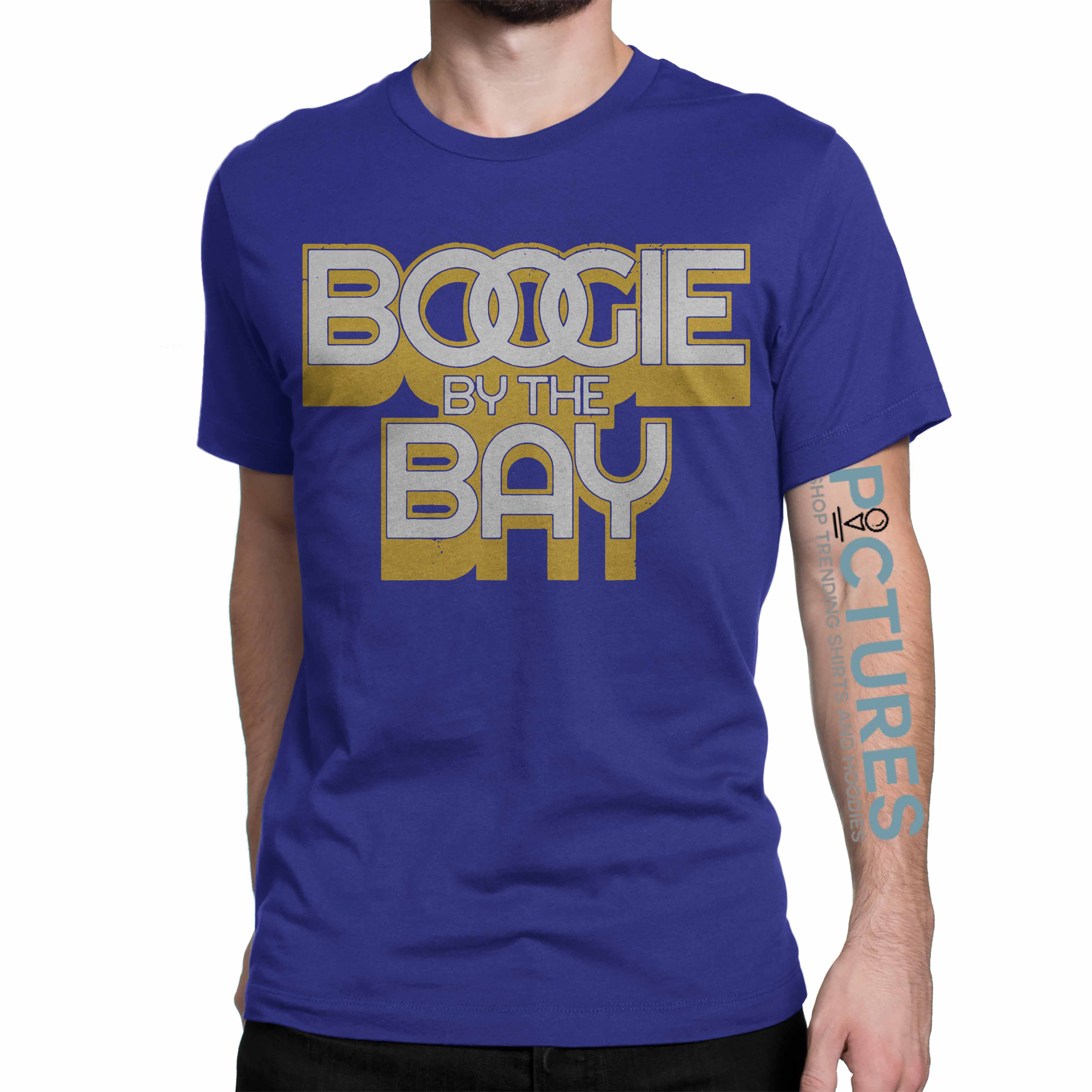 Boogie by the bay Demarcus shirt