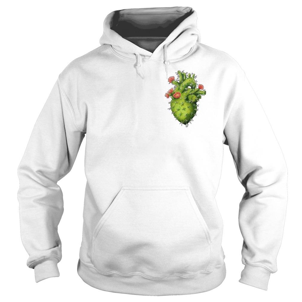 Cactus Heart Hoodie