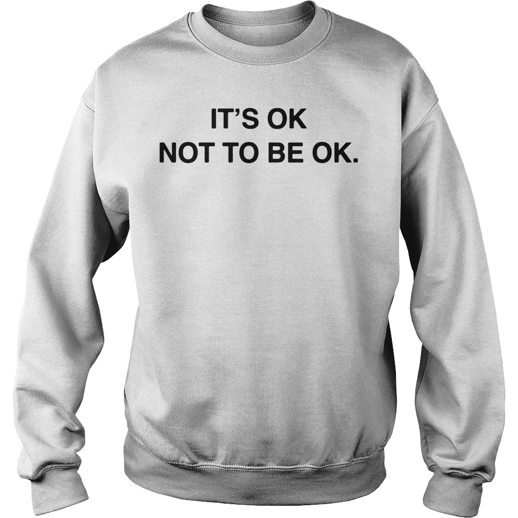 Depression: It's Ok Not To Be Ok Sweater