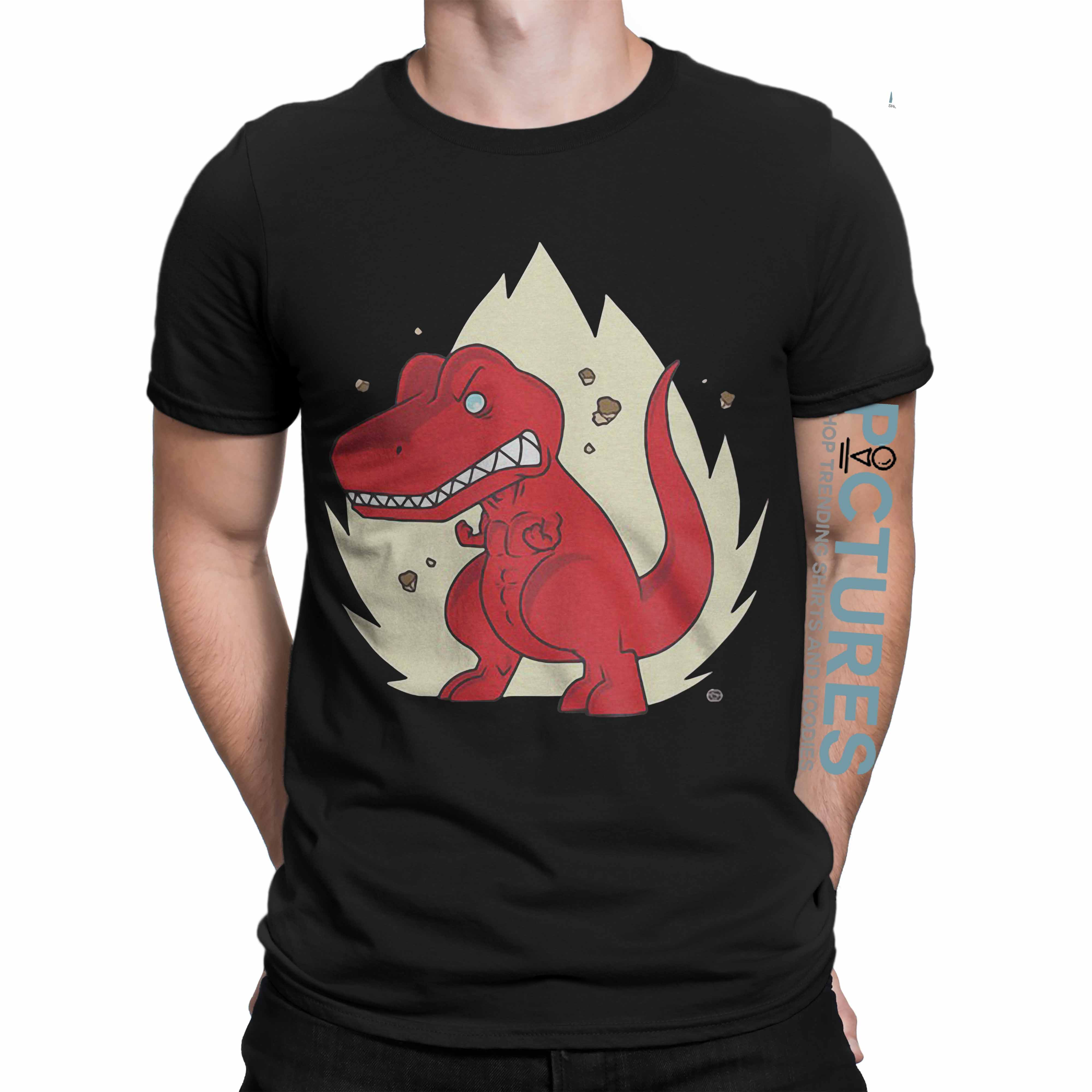 Dinosaur Ball Z shirt