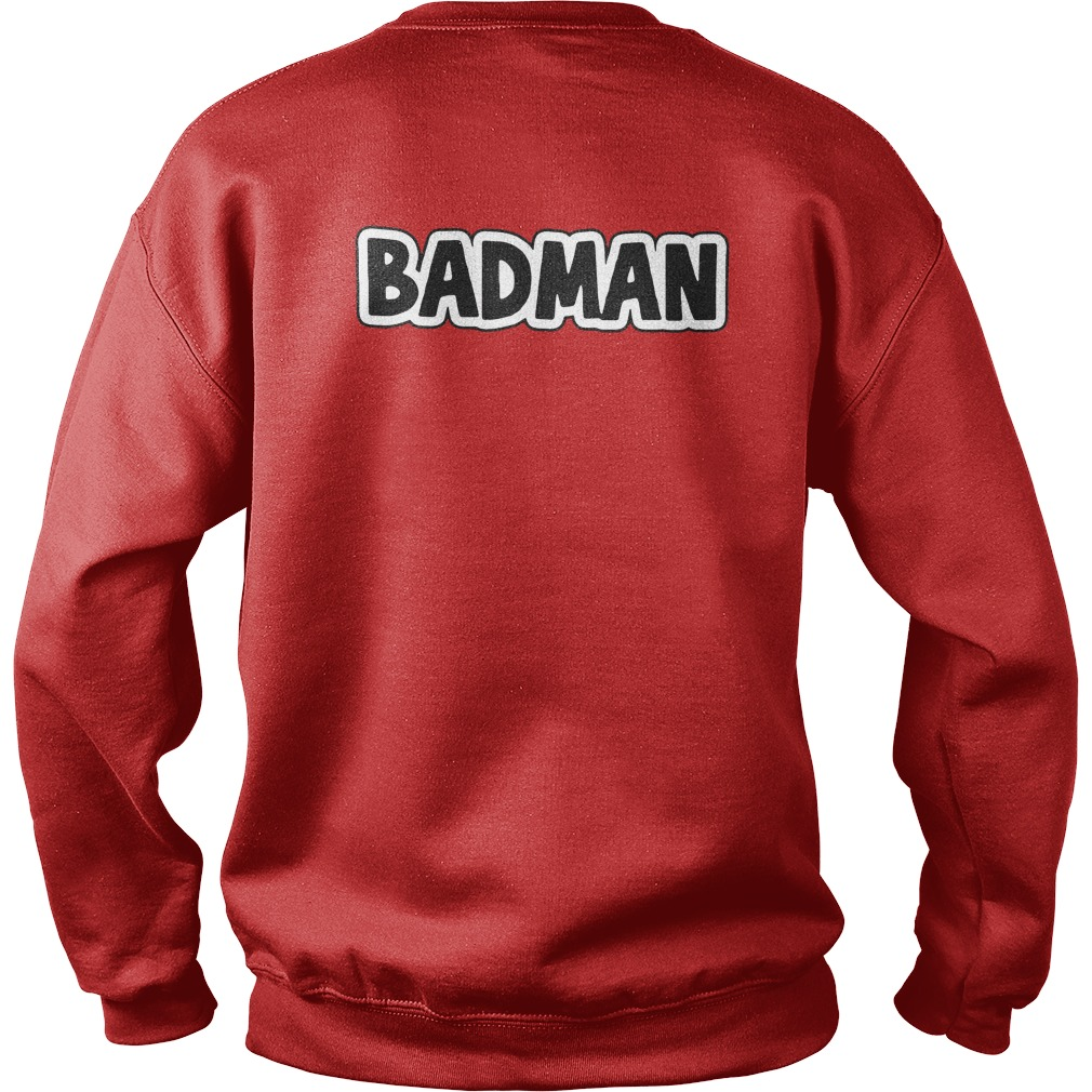 Dragon Ball Z Vegeta BadMan Sweater