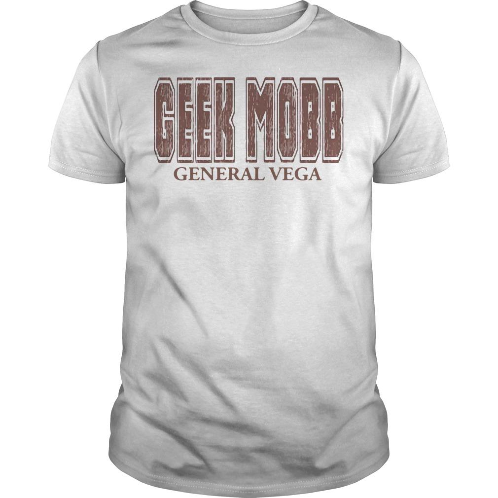 Geek Mobb General Vega Guys tee