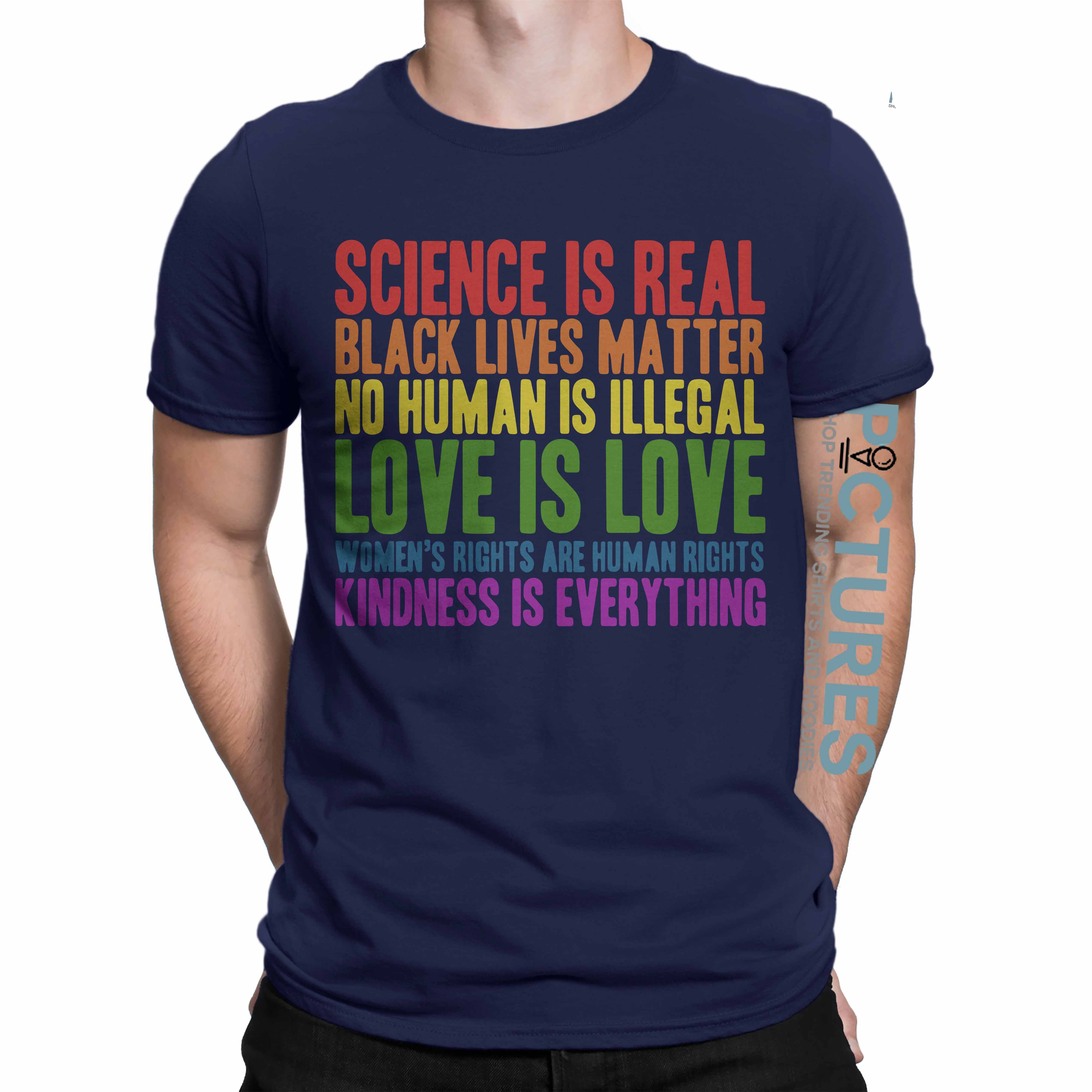 Human Right and World Truths shirt