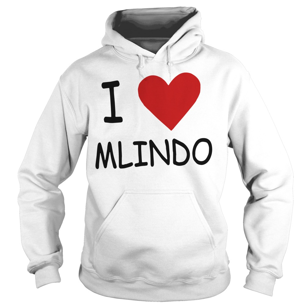 I Love Mlindo Hoodie