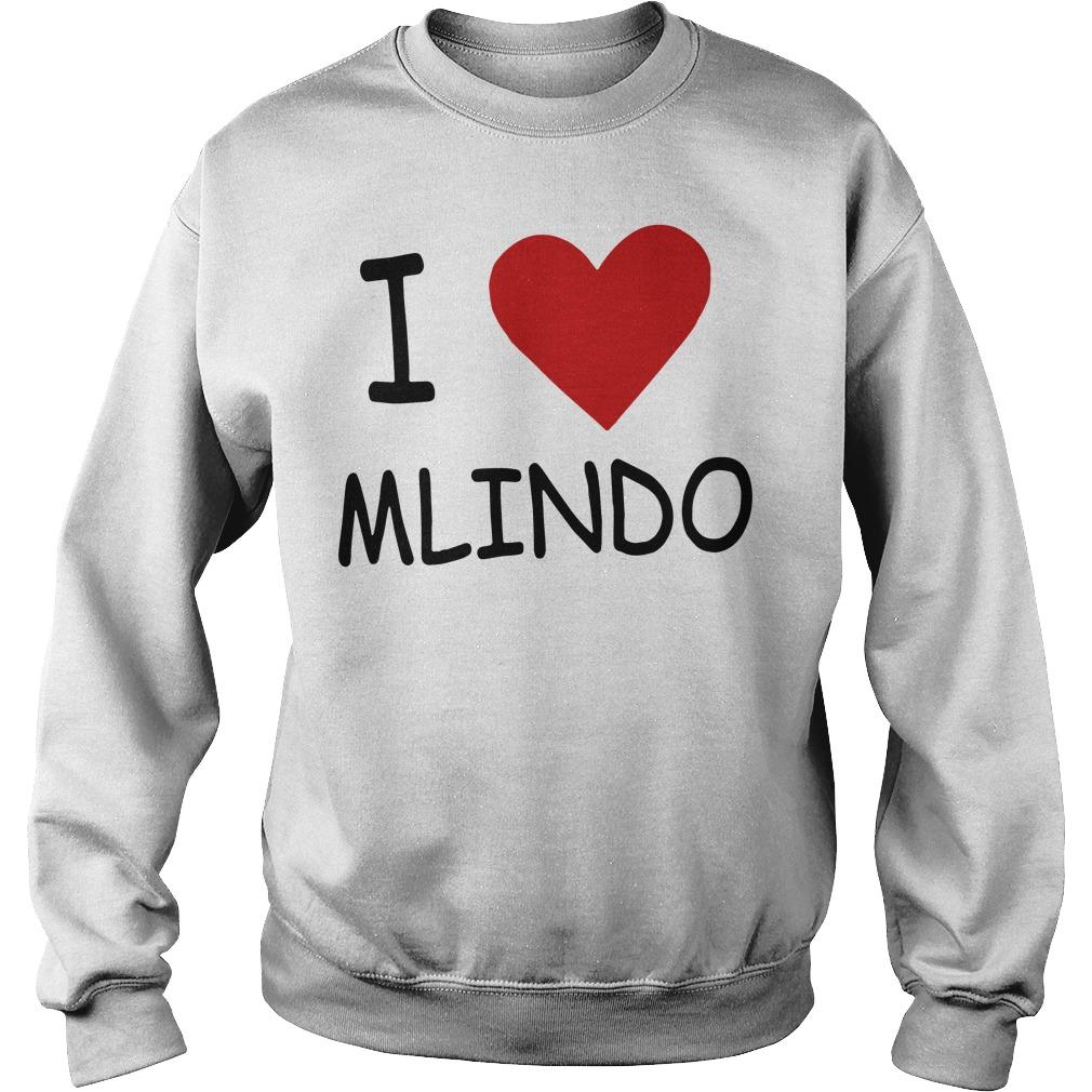 I Love Mlindo Sweater