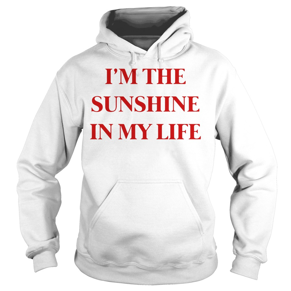 I'm The Sunshine In My Life Guys tee
