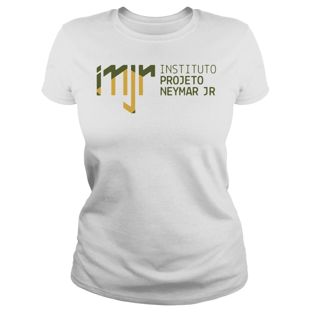 INJR Instituto Projeto Neymar Jr Ladies tee