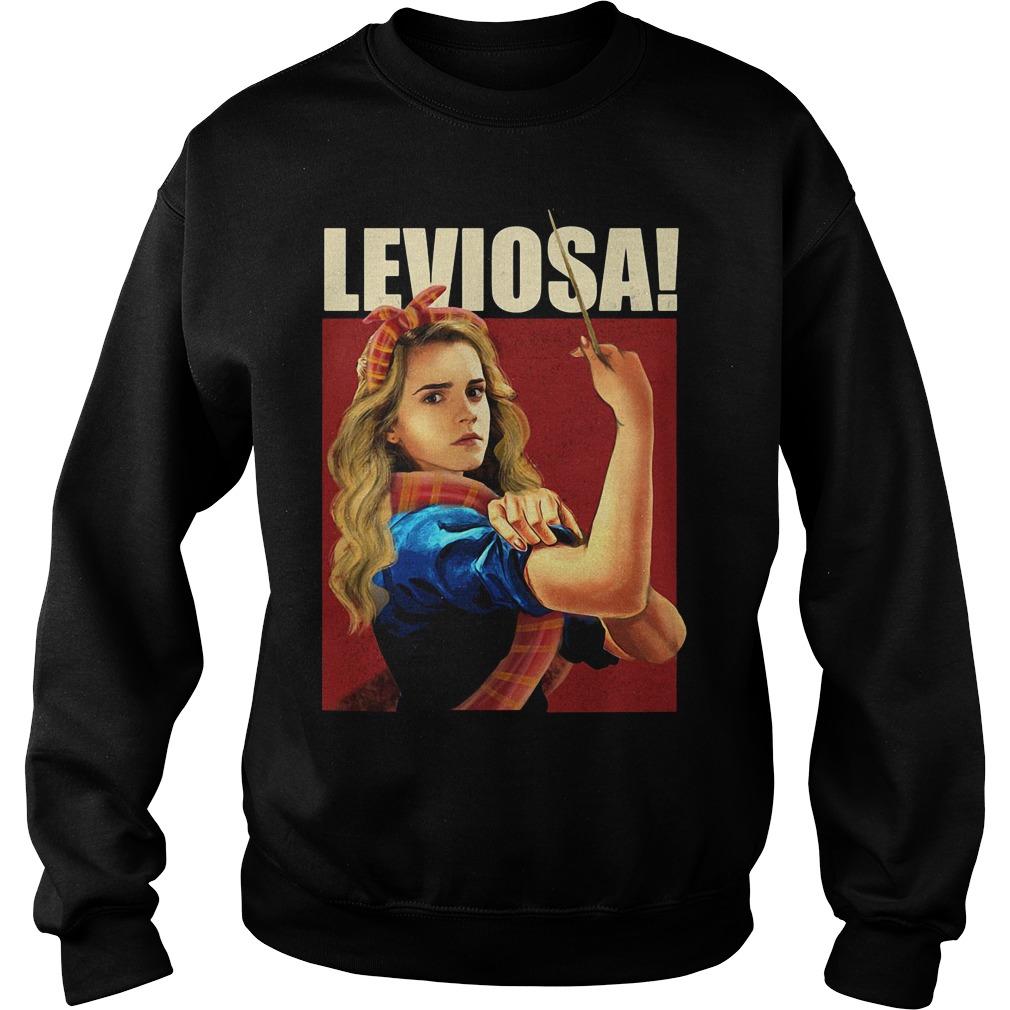 Leviosa Hermione Granger Sweater