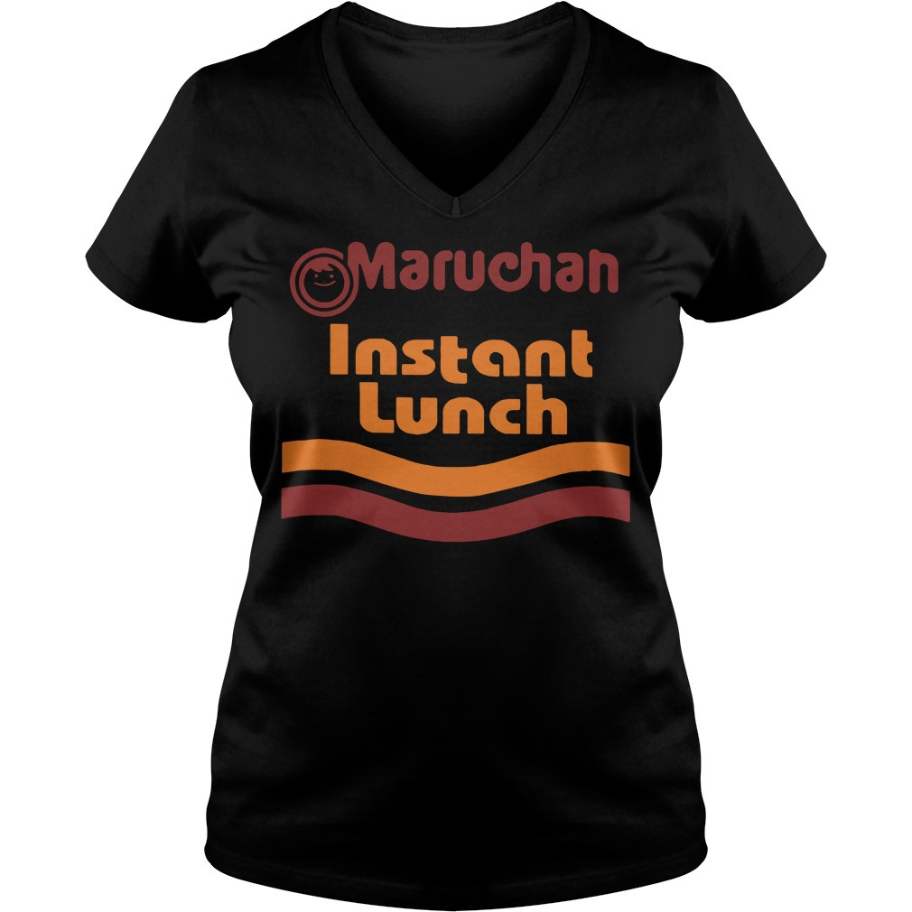 Maruchan instant lunch V-neck