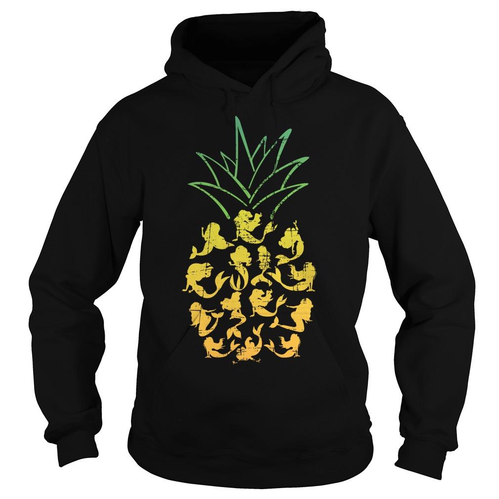 Mermaid Pineapple Hoodie