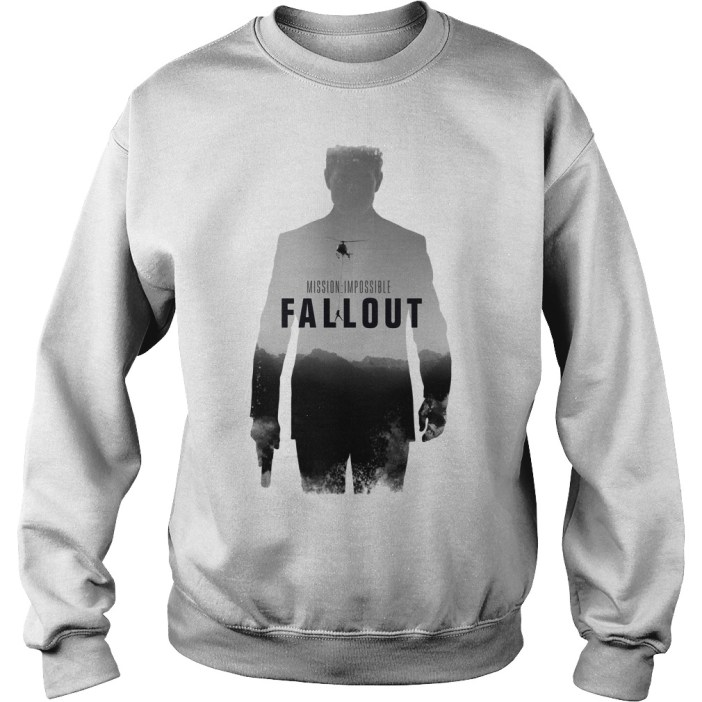 Mission Impossible Fallout Sweater