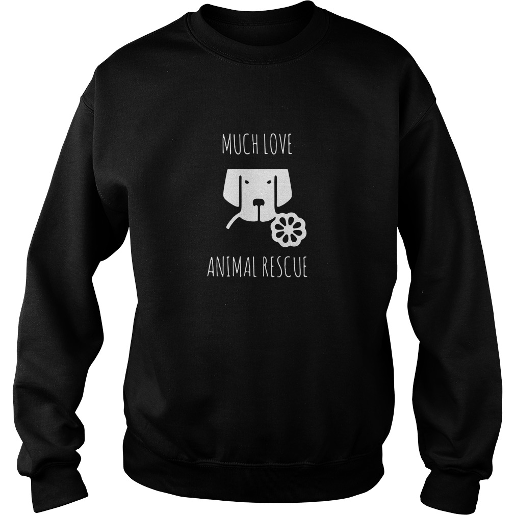 Much love Animal rescue Sweater
