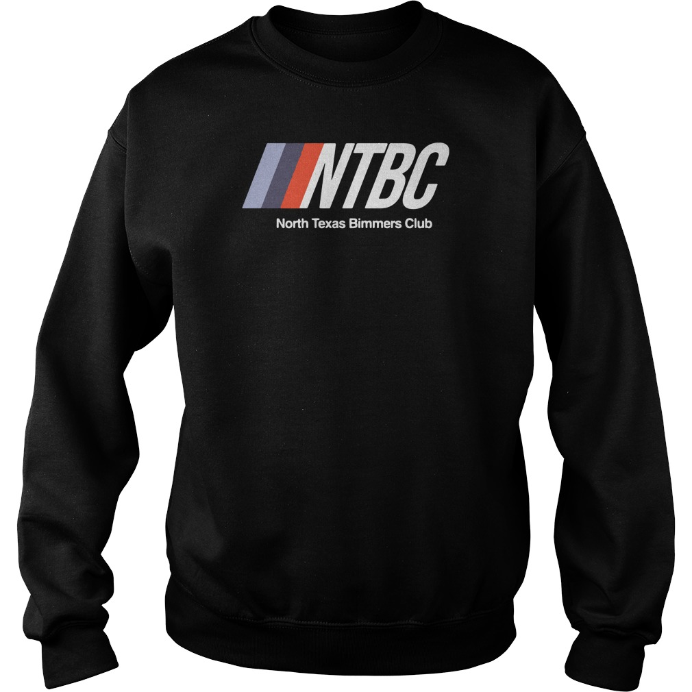 North Texas Bimmers Club Sweater