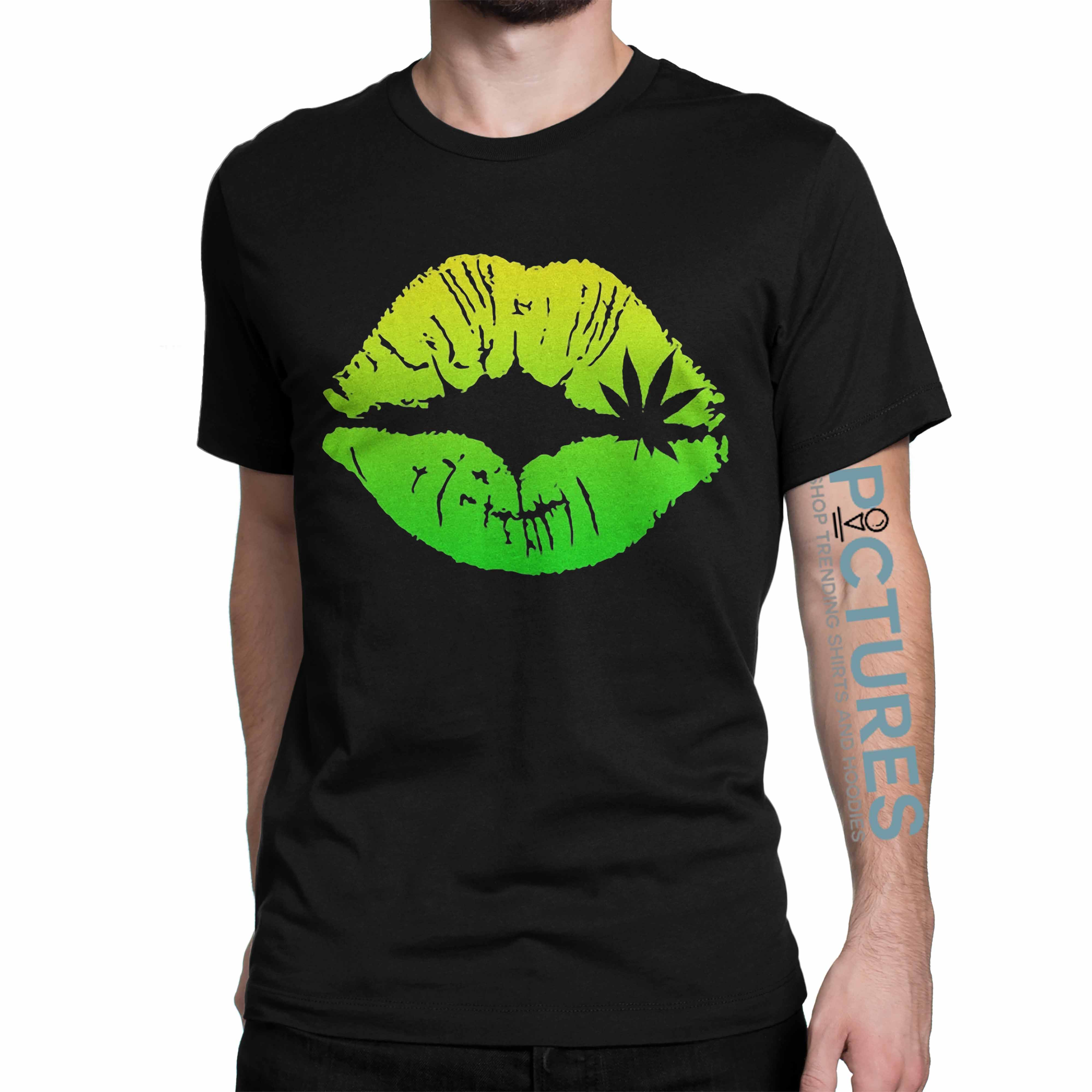 Official Weed Lips shirt