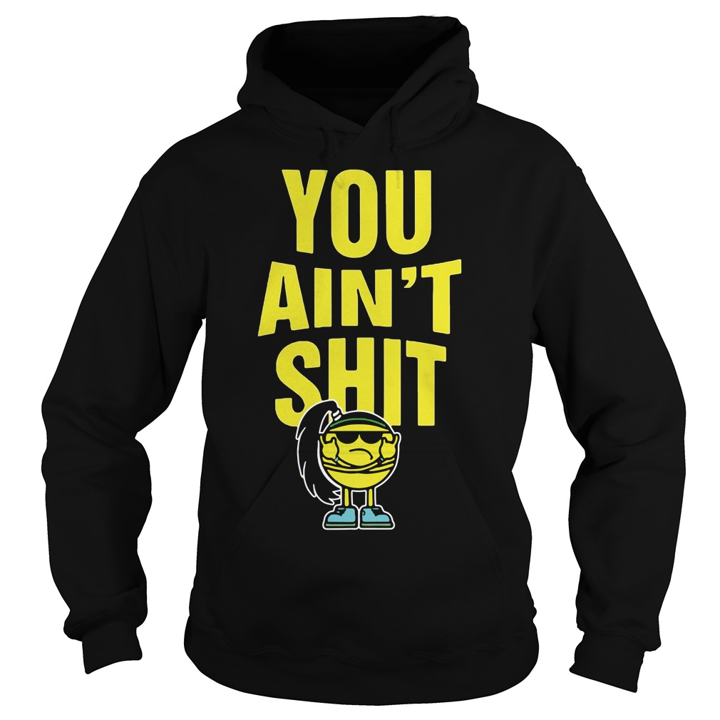 Official You Ain't Shit Heel Bayley WWE Hoodie