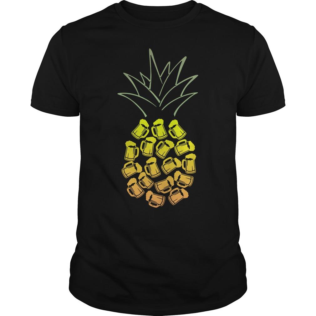 Pineapple Beer Guys tee