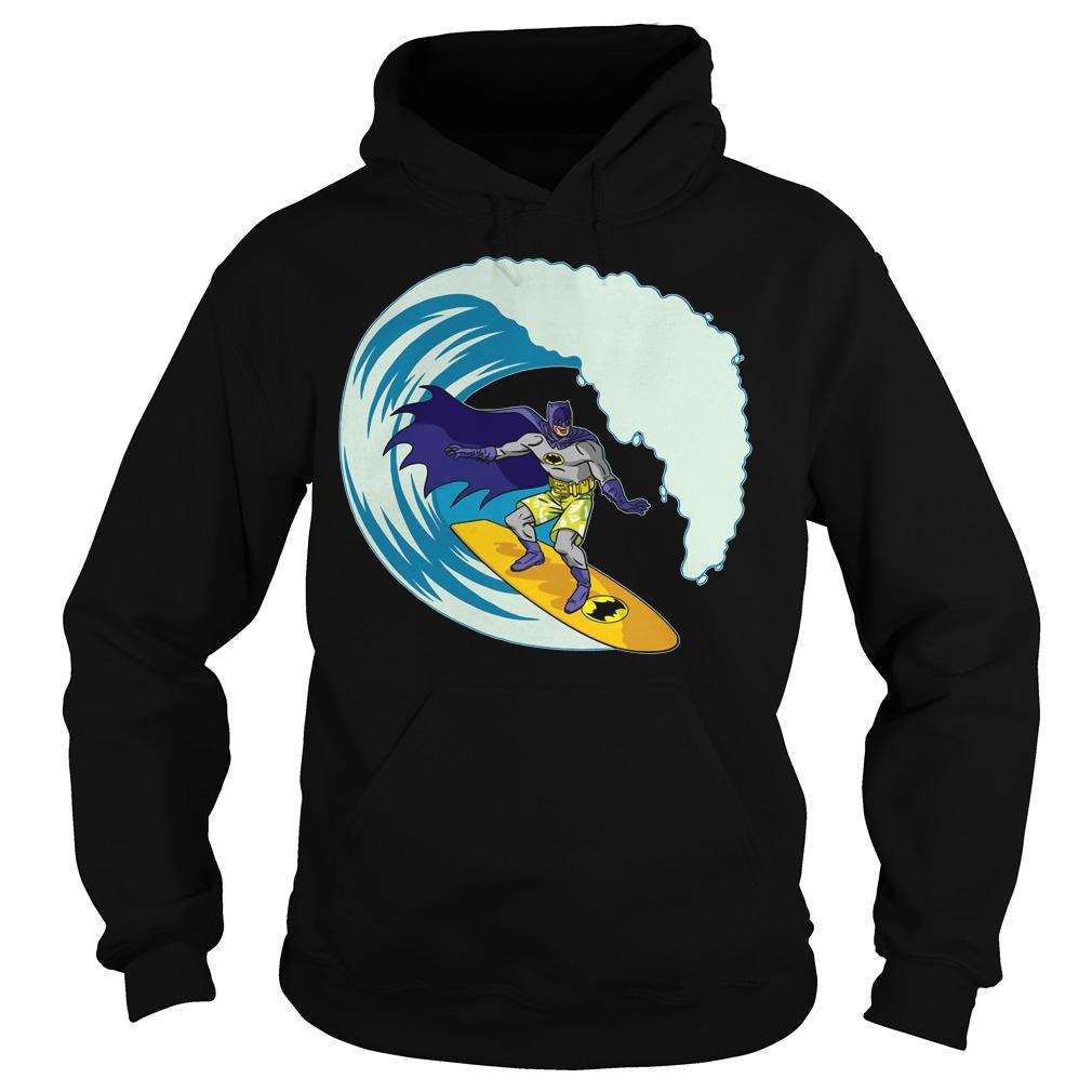 Surf's Up Batman Hoodie