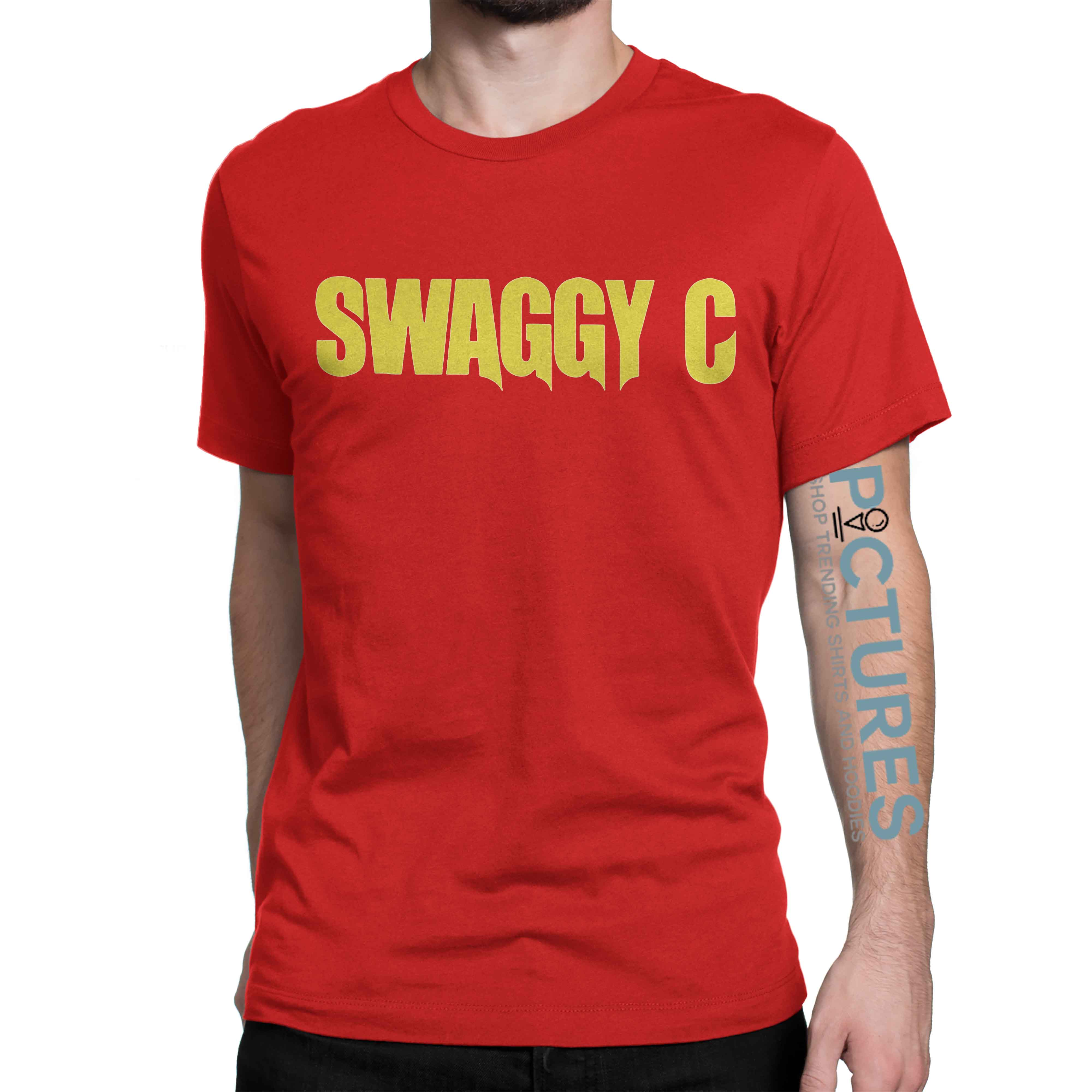 Swaggy C shirt