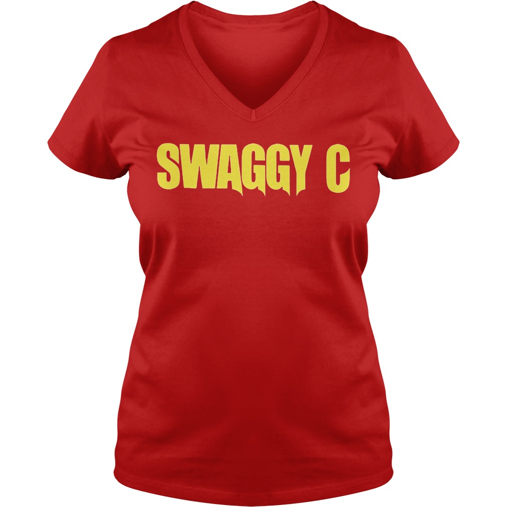 Swaggy C V-neck