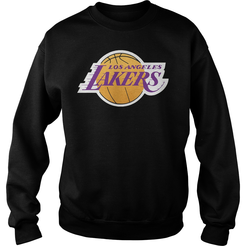 The Los Angeles Lakers Sweater