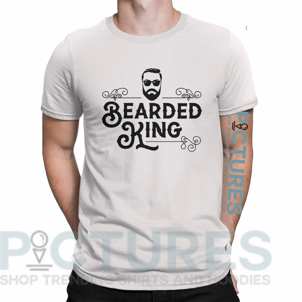 Bearded king shirt