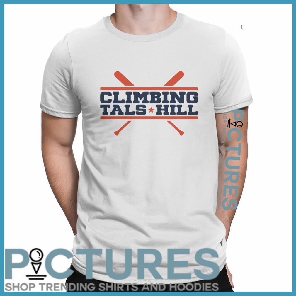 Climbing Tal's Hill shirt