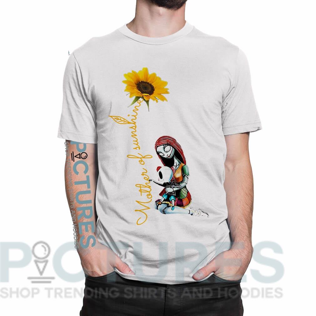 Halloween mother of sunshine shirt