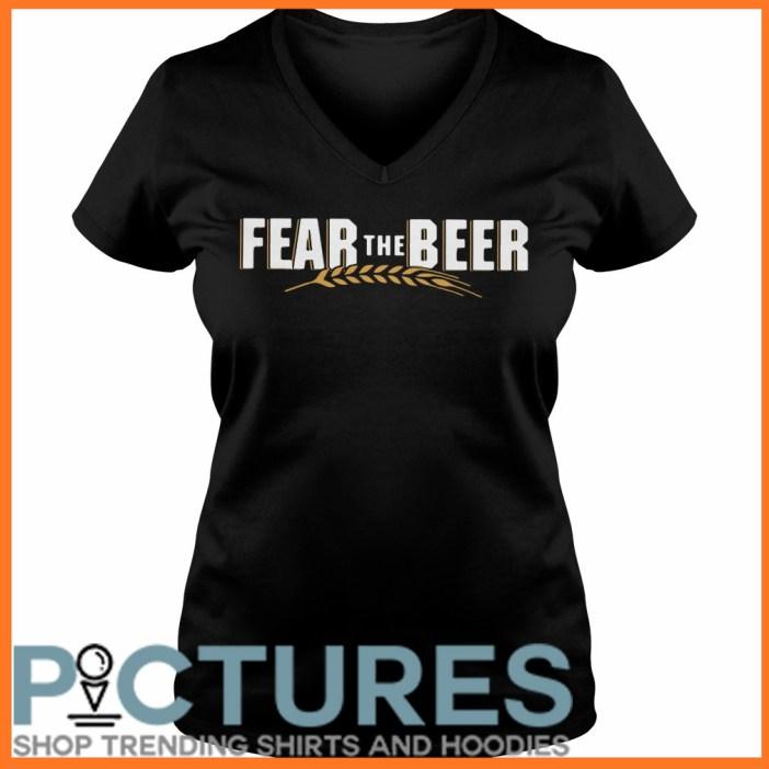 Fear the beer V-neck